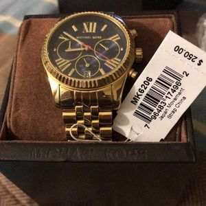 Michael Kors Lexington Woman's Watch